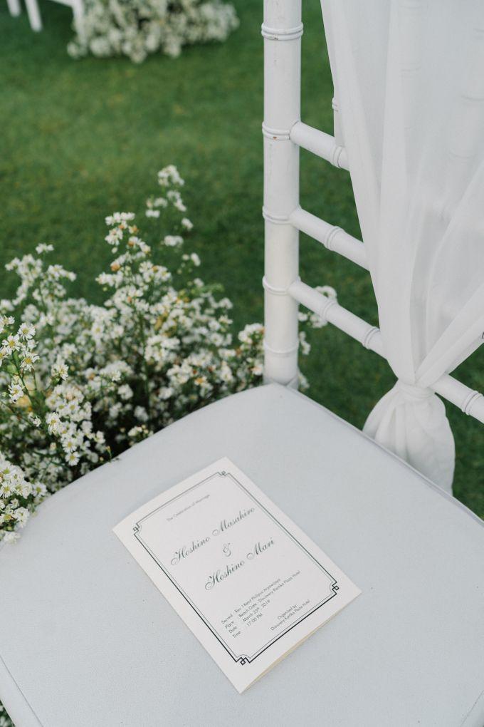Masahiro & Mari by Vowever Wedding Planner - 023