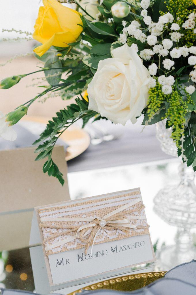 Masahiro & Mari by Vowever Wedding Planner - 026