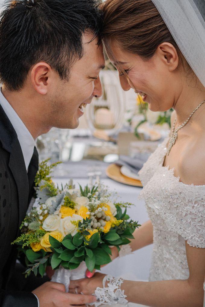 Masahiro & Mari by Vowever Wedding Planner - 033