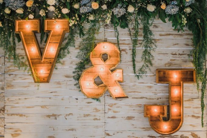 The Wedding of Mr Jimmy and Ms Vanessa by Bali Wedding Atelier - 019