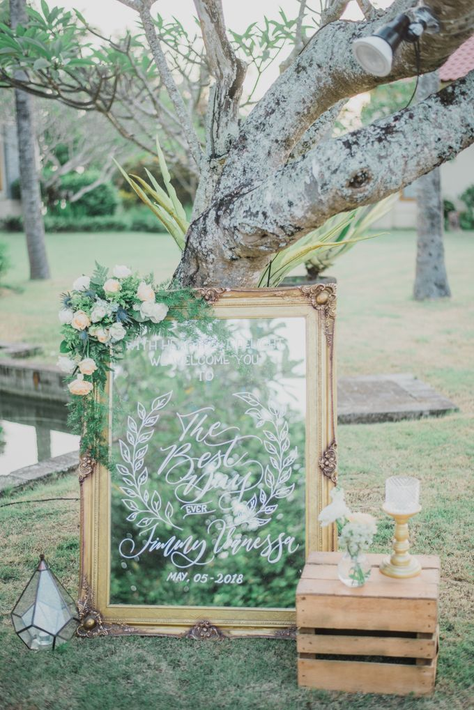 The Wedding of Mr Jimmy and Ms Vanessa by Bali Wedding Atelier - 020