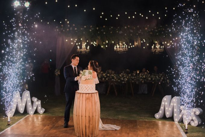 The Wedding of Mr Jimmy and Ms Vanessa by Bali Wedding Atelier - 008