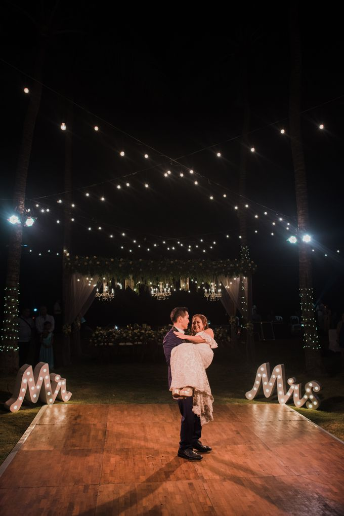 The Wedding of Mr Jimmy and Ms Vanessa by Bali Wedding Atelier - 004