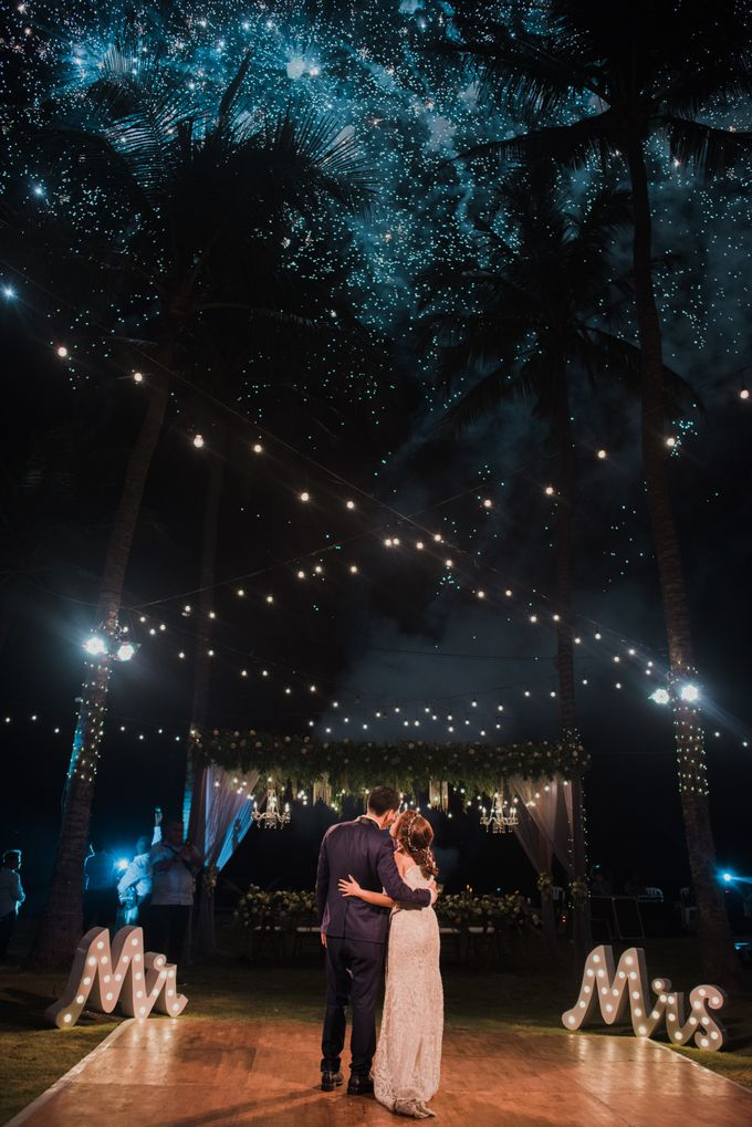 The Wedding of Mr Jimmy and Ms Vanessa by Bali Wedding Atelier - 001