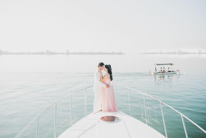 Tropical Island Pre-Wedding at Serangan by Honey Wedding & Event Bali - 001