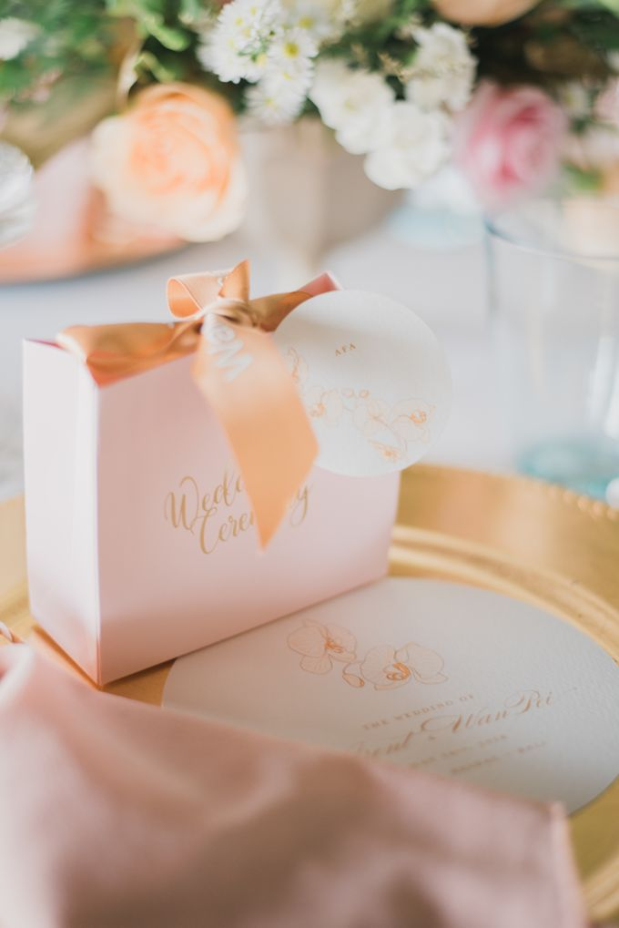 The Wedding of Mr Isent and Ms WanPei by Bali Wedding Atelier - 030