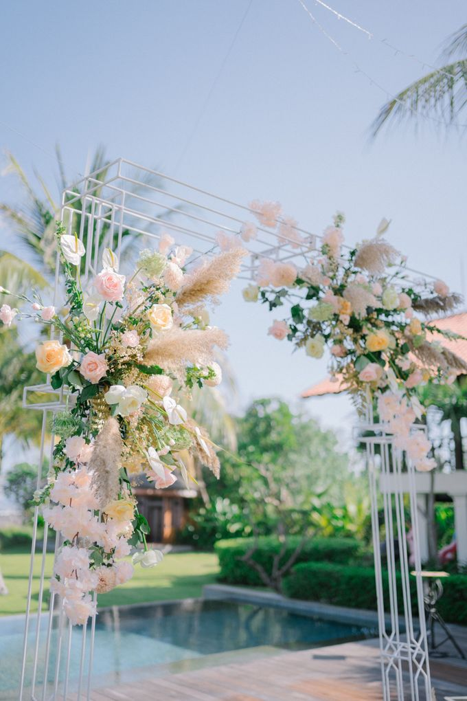 The Wedding of Johan & Murie by Bali Wedding Atelier - 013