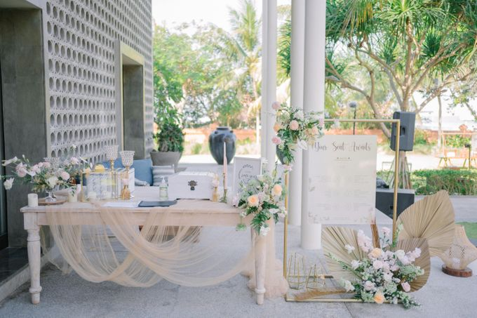 The Wedding of Johan & Murie by Bali Wedding Atelier - 008