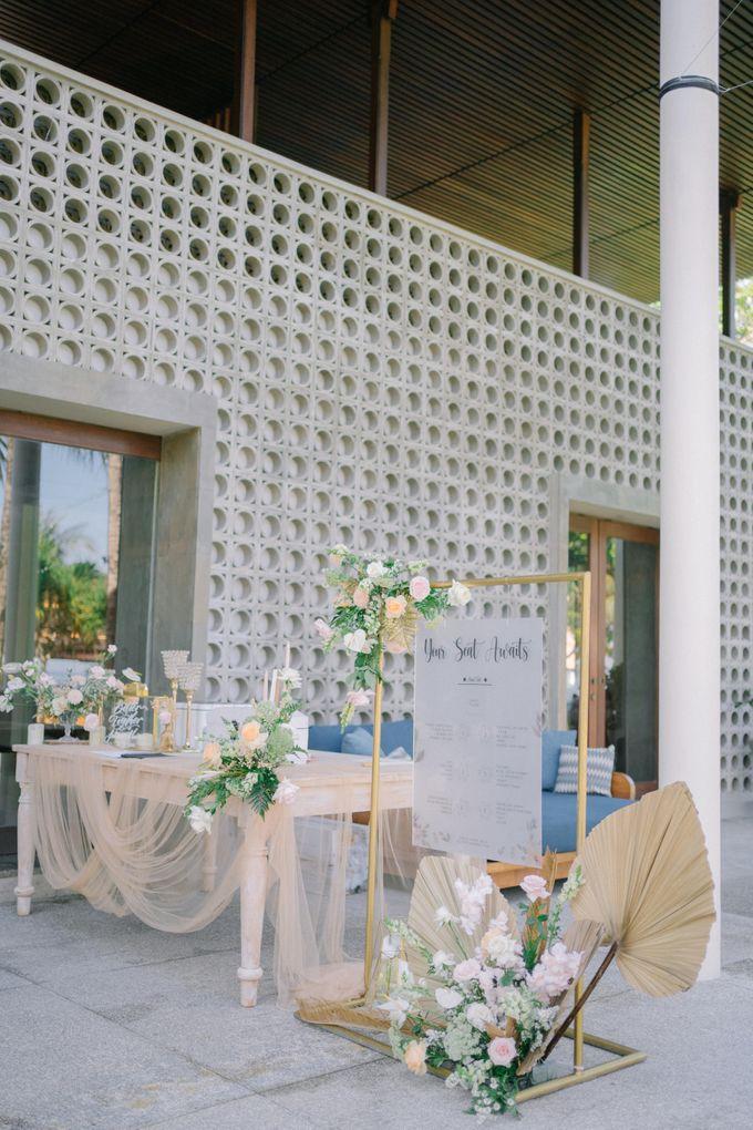 The Wedding of Johan & Murie by Bali Wedding Entertainment - 007