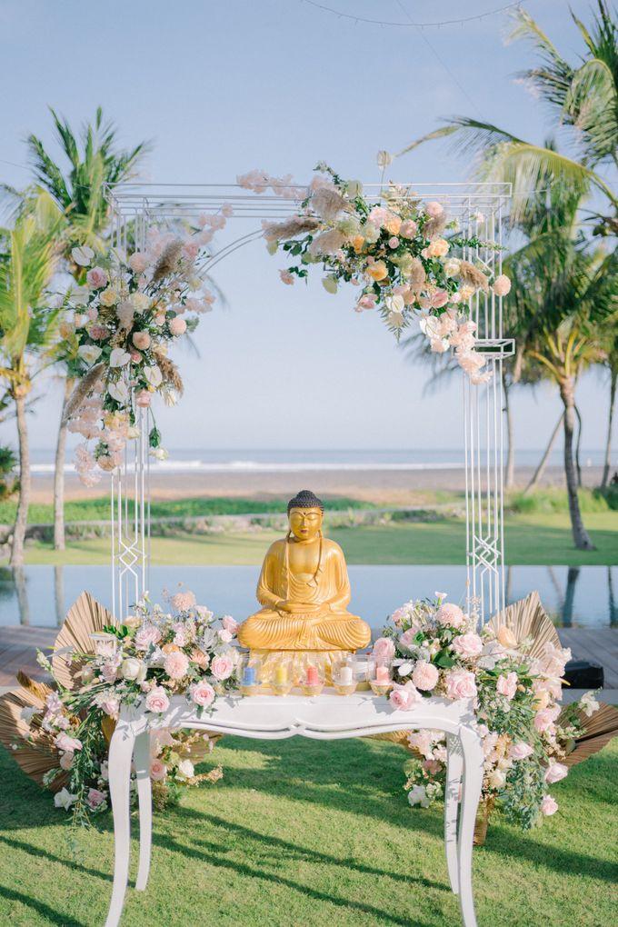 The Wedding of Johan & Murie by Bali Wedding Entertainment - 010