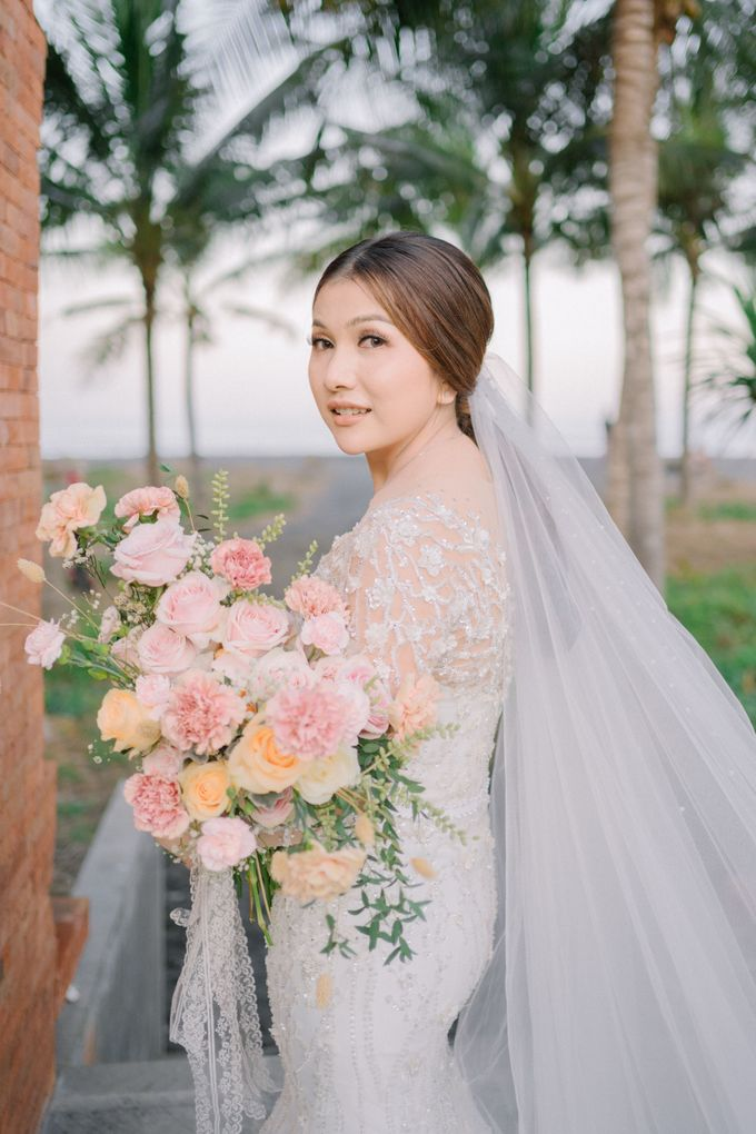 The Wedding of Johan & Murie by Bali Wedding Atelier - 001