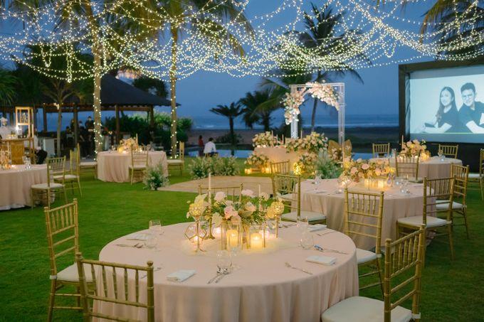 The Wedding of Johan & Murie by Bali Wedding Entertainment - 019