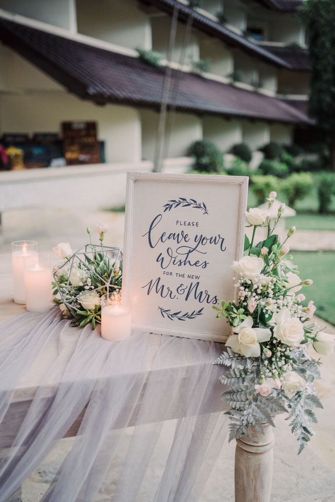 Intimate Wedding of Marcia & Tommy by Bali Wedding Atelier - 009