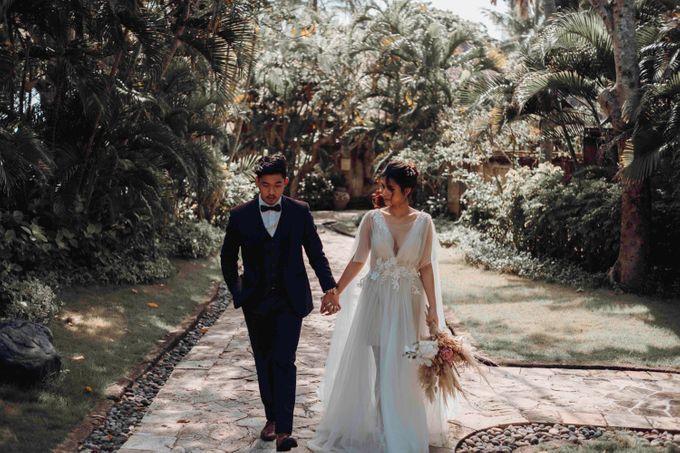 Nathaniel & Glorynda Prewedding by Tefillah Wedding - 001