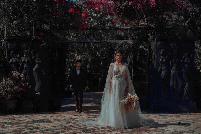 Nathaniel & Glorynda Prewedding by Tefillah Wedding - 005