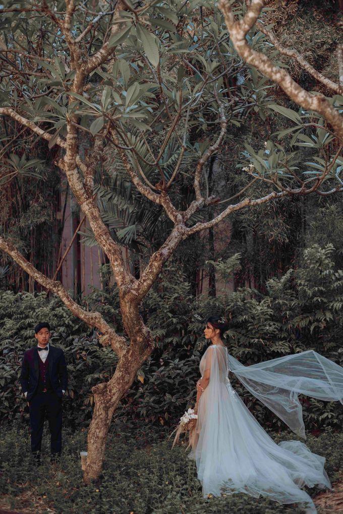 Nathaniel & Glorynda Prewedding by Tefillah Wedding - 003