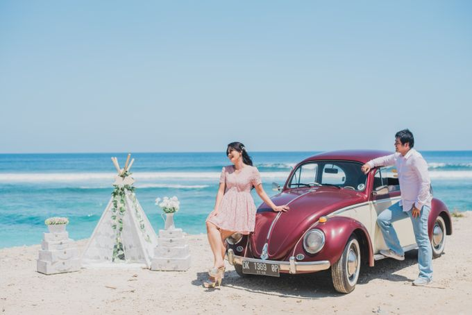 Tropical Island Pre-Wedding at Serangan by Honey Wedding & Event Bali - 016