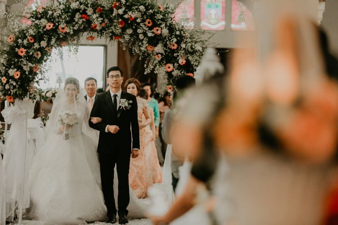 Wedding Of Erwin & Katrin by All Occasions Wedding Planner - 034