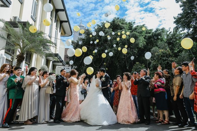 Wedding Of Erwin & Katrin by All Occasions Wedding Planner - 026