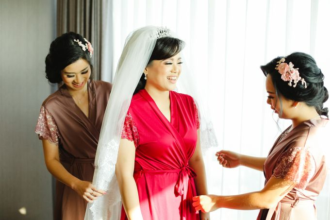 The Wedding of Audy & Caroline by Wong Hang Distinguished Tailor - 006