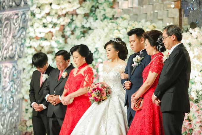 The Wedding of Audy & Caroline by Wong Hang Distinguished Tailor - 033