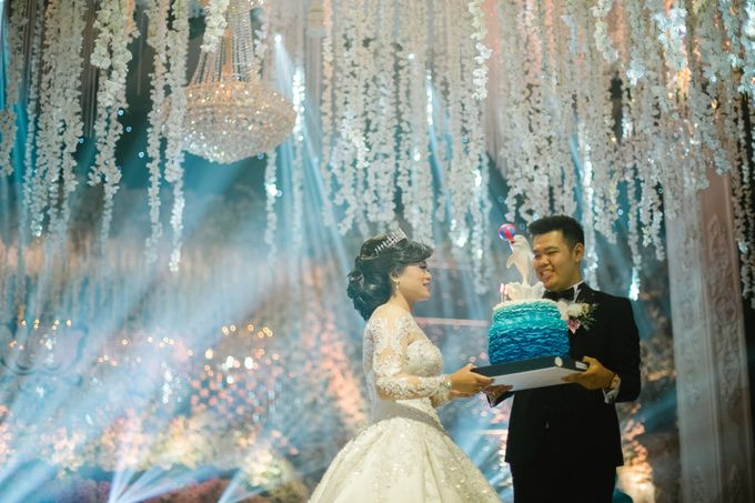 The Wedding of Audy & Caroline by Wong Hang Distinguished Tailor - 042
