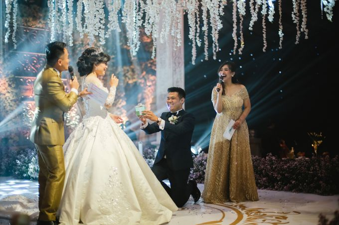 The Wedding of Audy & Caroline by Wong Hang Distinguished Tailor - 043