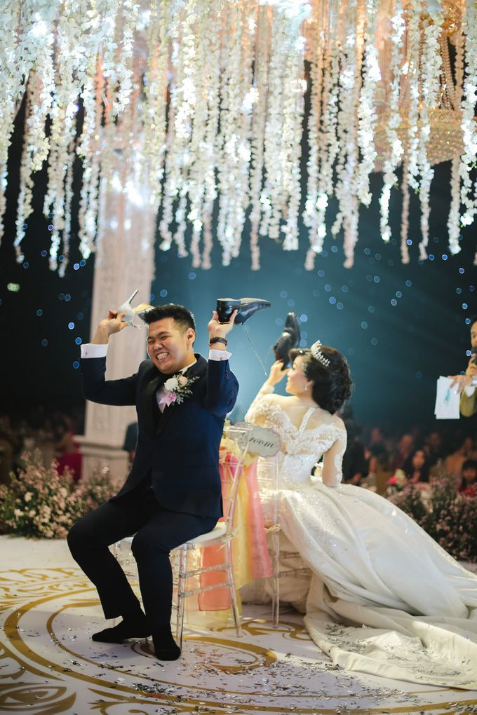 The Wedding of Audy & Caroline by Wong Hang Distinguished Tailor - 044