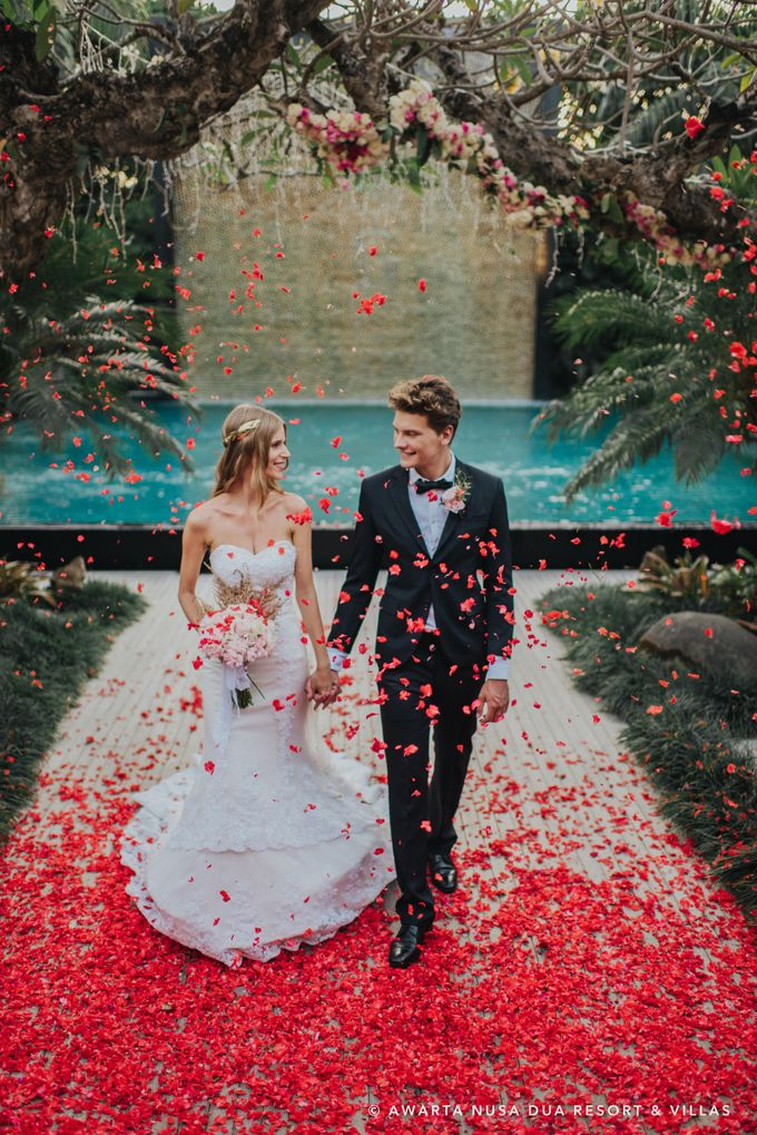 AWARTA WEDDINGS OFFICIAL PHOTOS by Awarta Nusa Dua Resort & Villas - 020