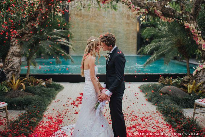 AWARTA WEDDINGS OFFICIAL PHOTOS by Awarta Nusa Dua Resort & Villas - 021