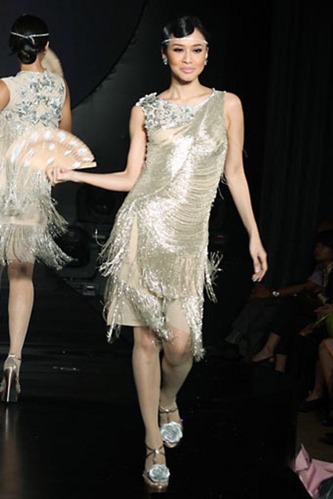 The Fringe by Barli Asmara Couture - 011