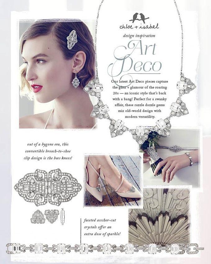 Bridal Jewelry Ideas by C+I Jewelry By Shannon Lenz - 009