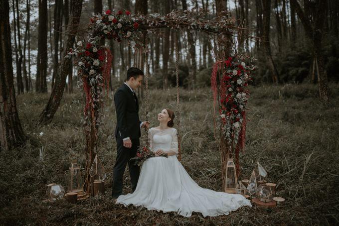 The Wedding of Ardi & Joanna by Funny's Nail art - 004