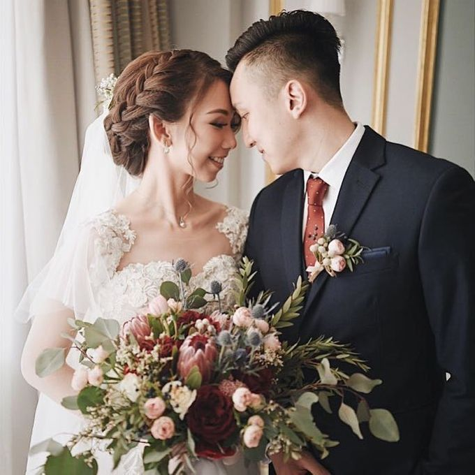 The Wedding of Ardi & Joanna by PlanMyDay Wedding Organizer - 006