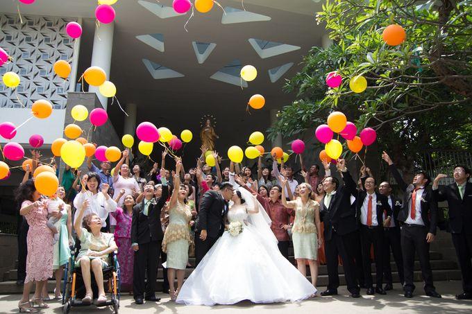 Wedding Andrianto & Melisa by Red Hat Organizer - 018