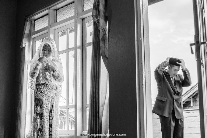 Wedding Day Of Wikha & Tony by PING Me Photoworks - 005