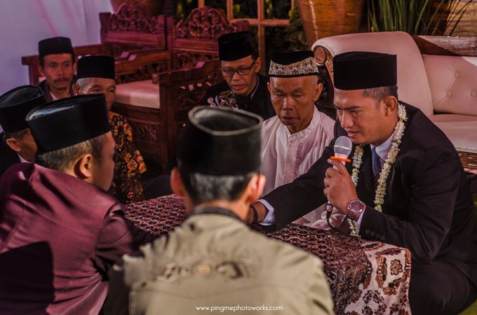 Wedding Day Of Wikha & Tony by PING Me Photoworks - 003