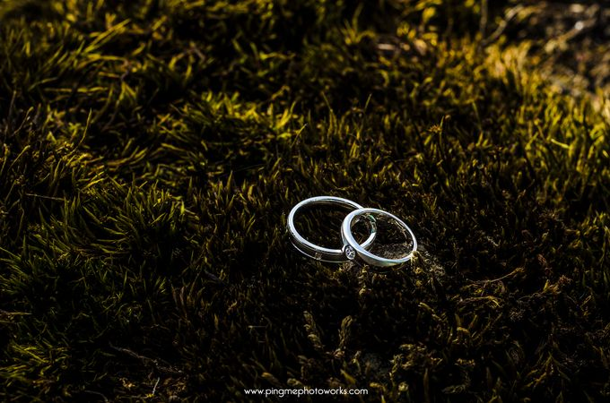 Wedding Day Of Wikha & Tony by PING Me Photoworks - 001
