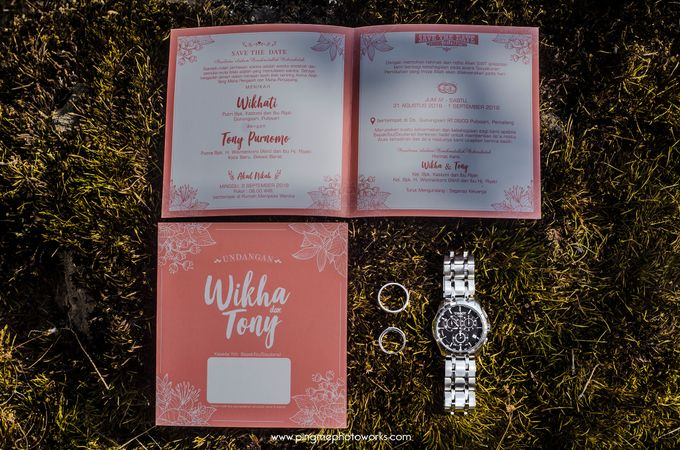 Wedding Day Of Wikha & Tony by PING Me Photoworks - 002