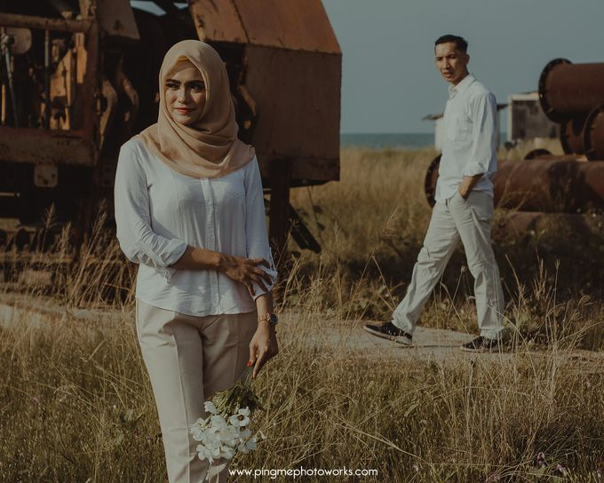 Prewedding Of Novi + Wawan by PING Me Photoworks - 004