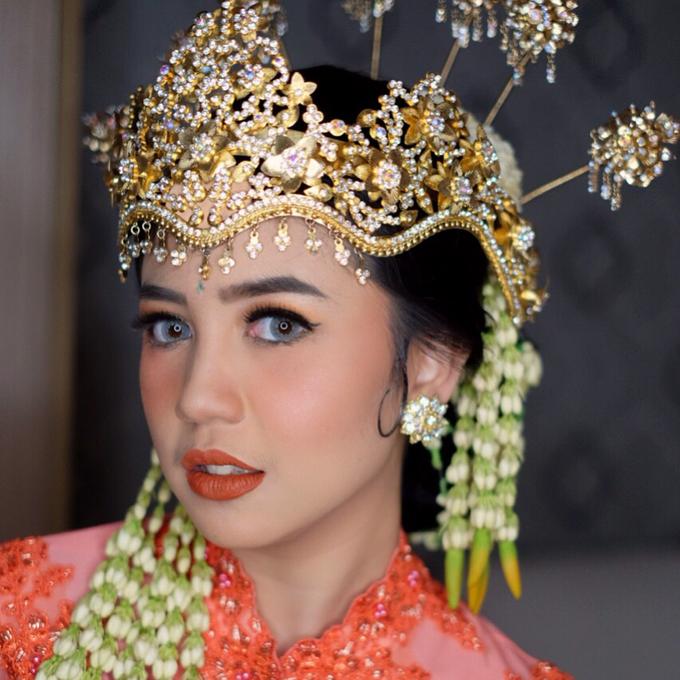 Sunda Bride by Arini Makeup Artist - 003