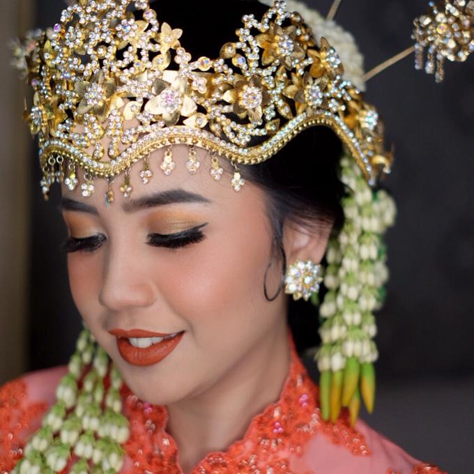 Sunda Bride by Arini Makeup Artist - 002