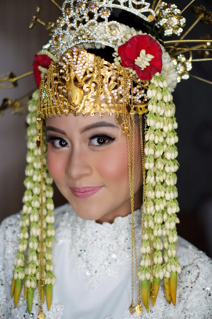 Betawi Bride by Arini Makeup Artist - 003
