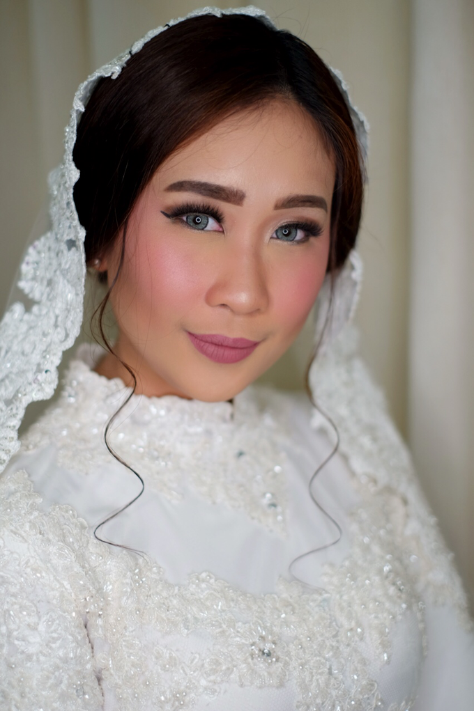 Holy Matrimony  by Arini Makeup Artist - 002