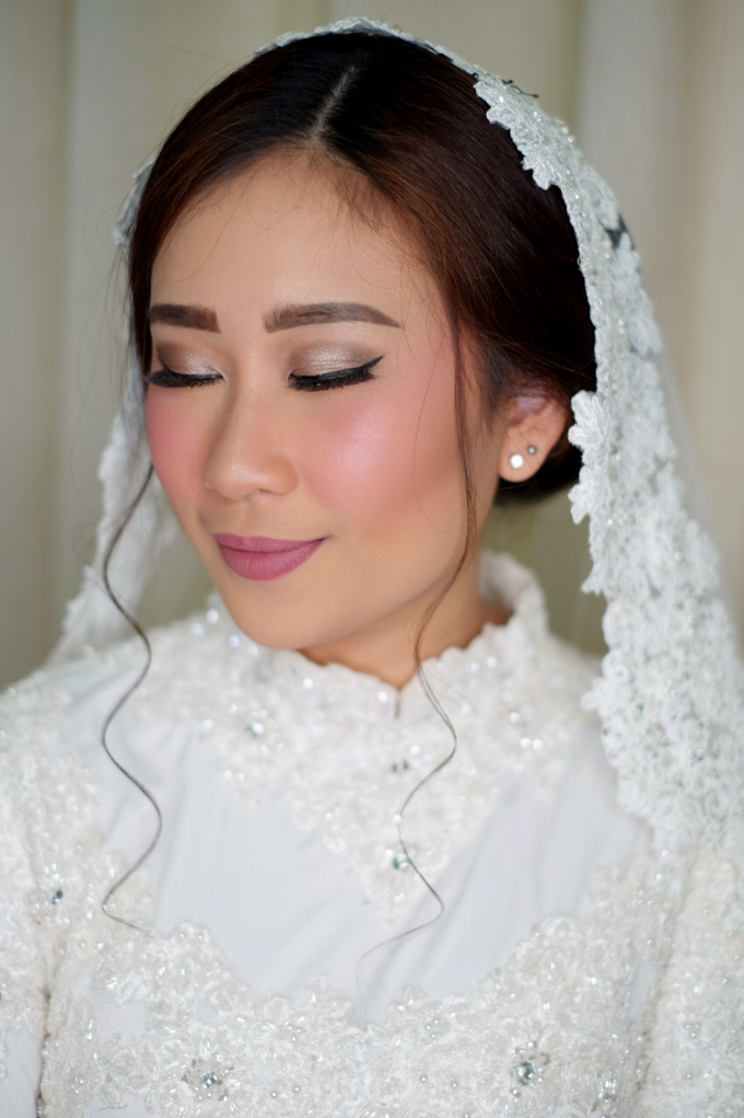 Holy Matrimony  by Arini Makeup Artist - 004
