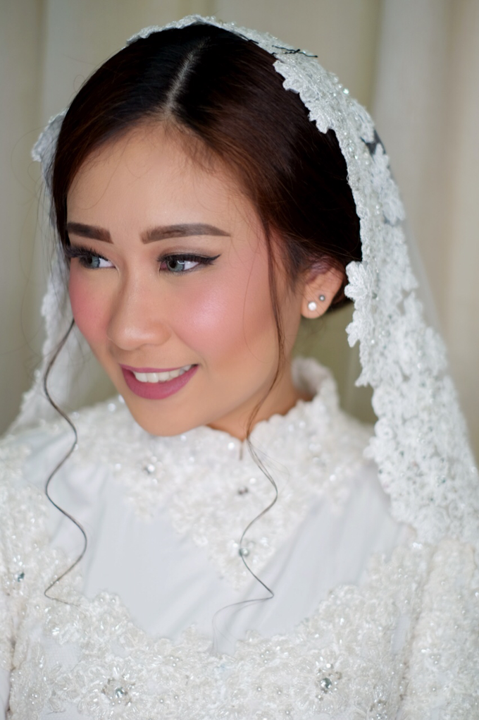 Holy Matrimony  by Arini Makeup Artist - 003