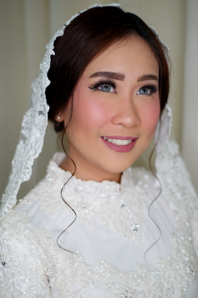 Holy Matrimony  by Arini Makeup Artist - 001