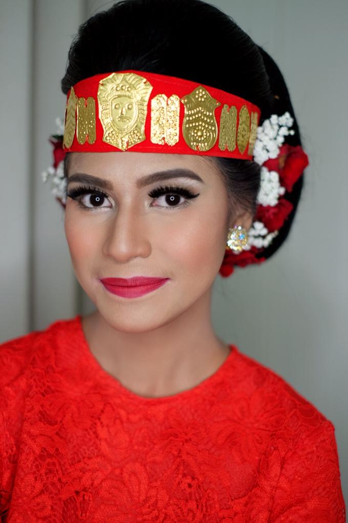 Batak Bride by Arini Makeup Artist - 001