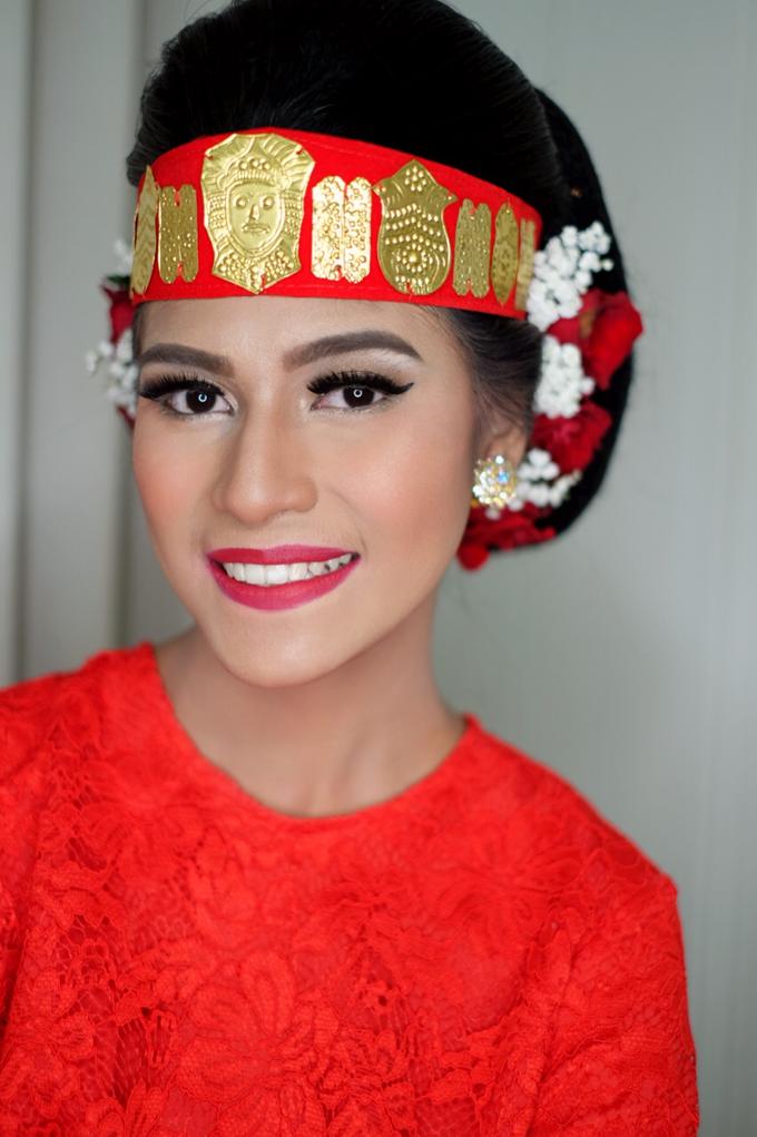 Batak Bride by Arini Makeup Artist - 003