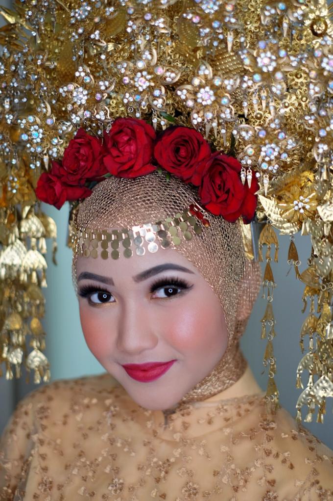 Minang Bride by Arini Makeup Artist - 003